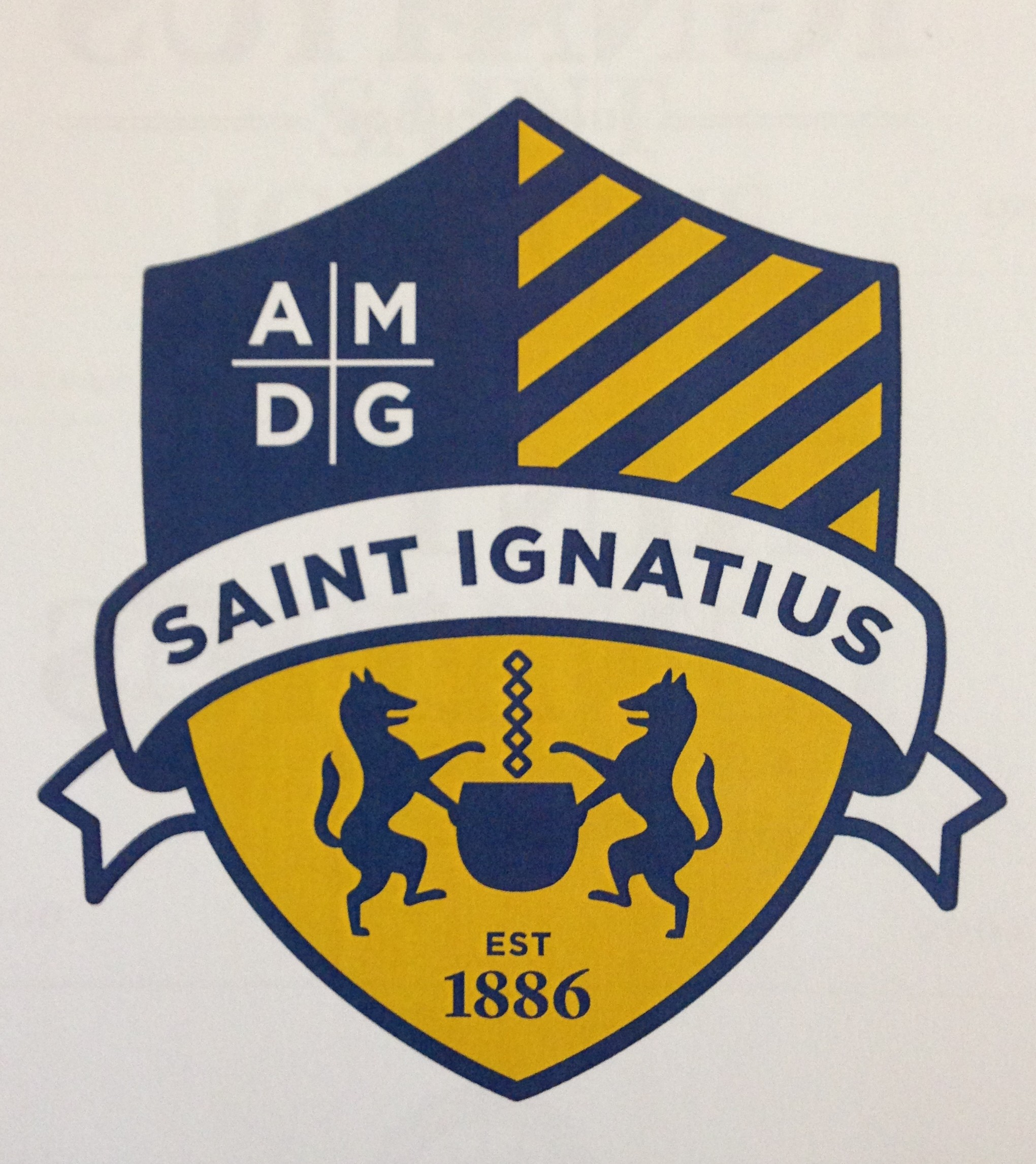New saint ignatius logos aim to define who we are saint ignatius eye photo 2013 03 12 053632 pm the shield will biocorpaavc Images