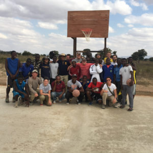 Saint Ignatius students journeyed to Africa for the first time, as part of a mission trip to Tanzania over the summer. Photo Credit: Communications Department